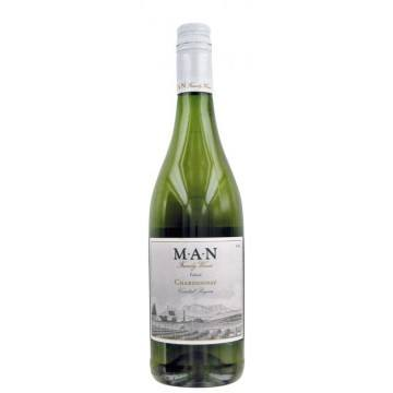 MAN  FAMILY  WINES  -    CHARDONNAY  -  PADSTAL  2014