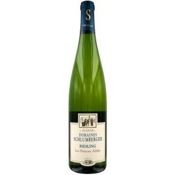 RIESLING  2012  -  LES  PRINCES  ABBES  -  DOMAINE  SCHLUMBERGER