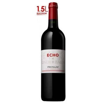 MAGNUM  ECHO  DE  LYNCH  BAGES  2010  -  SECONDO  VINO  DEL  CHATEAU  LYNCH  BAGES
