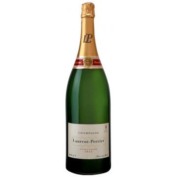 MATHUSALEM  -  CHAMPAGNE  LAURENT-PERRIER  BRUT  -    MATHUSALEM