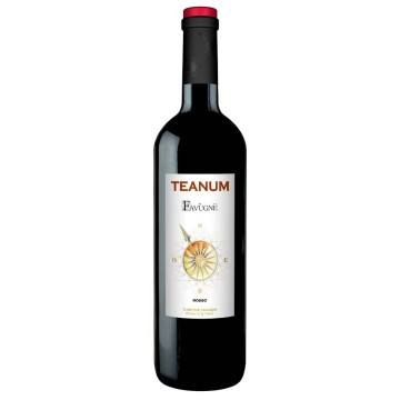 CANTINE  TEANUM  -  FAVUGNE  ROSSO  2014