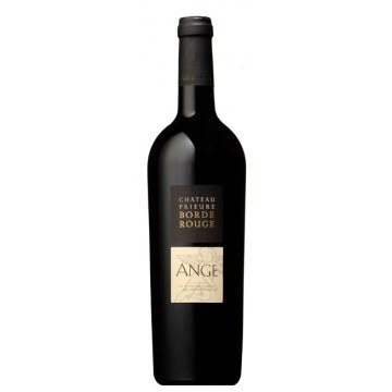 ANGE  2010  -  CHATEAU  BORDE  ROUGE
