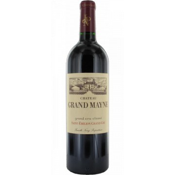 CHATEAU  GRAND  MAYNE  2010