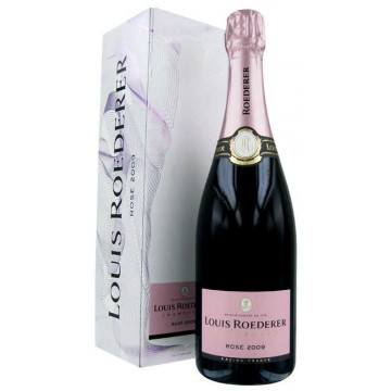CHAMPAGNE  LOUIS  ROEDERER  -  BRUT  ROSE  MILLESIMO  2010