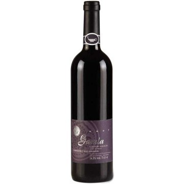 GOLAN  HEIGHTS  WINERY  -    CABERNET-SAUVIGNON  -  GAMLA  2012