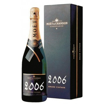 GRAND  VINTAGE  2006  -  CHAMPAGNE  MOET  ET  CHANDON