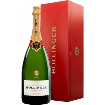CHAMPAGNE  BOLLINGER  -  SPECIALE  CUVEE  -  JEROBOAM
