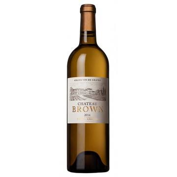 CHATEAU  BROWN  BLANC  2014