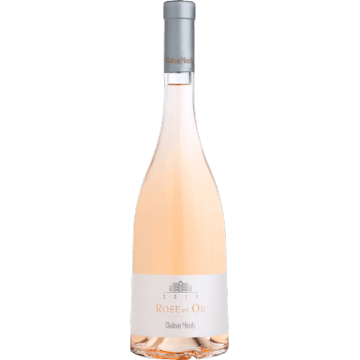MAGNUM  CUVEE  ROSE  &  OR  2015  -  CHATEAU  MINUTY