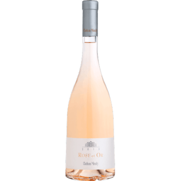 JEROBOAM  CUVEE  ROSE  &  OR  2015  -  CHATEAU  MINUTY