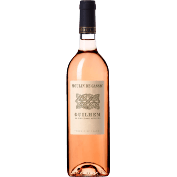 GUILHEM  ROSE  2015  -  MOULIN  DE  GASSAC