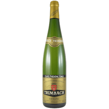 RIESLING  CUVEE  FREDERIC  EMILE  2007  -  DOMAINE  TRIMBACH