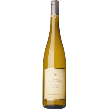 VENDANGES  TARDIVES  2012-  GEWURZTRAMINER  -  MARCEL  DEISS