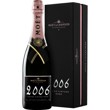 GRAND  VINTAGE    ROSE  2006  ASTUCCIATO  -  CHAMPAGNE  MOET  ET  CHANDON