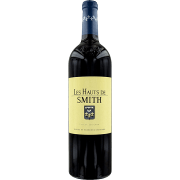 LES  HAUTS  DE  SMITH  2013  -  SECONDO  VINO  DEL  CHATEAU  SMITH  HAUT  LAFITTE