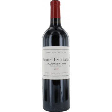 CHATEAU  HAUT-BAILLY  2008