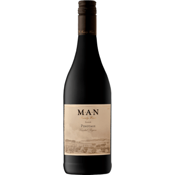 MAN  FAMILY  WINES  -    BOSSTOK  PINOTAGE  2014