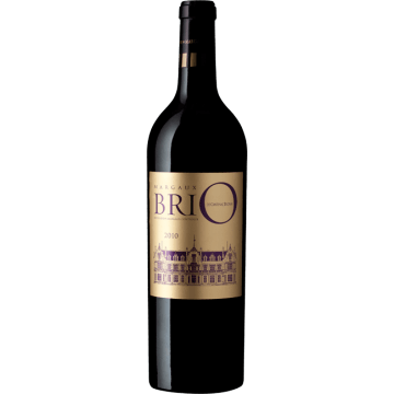BRIO  DE  CANTENAC-BROWN  2012  -  SECONDO  VINO  DEL  CHATEAU  CANTENAC-BROWN