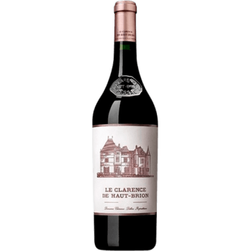 LE  CLARENCE  DE  HAUT  BRION  2010  -  SECONDO  VINO  DEL  CHATEAU  HAUT  BRION