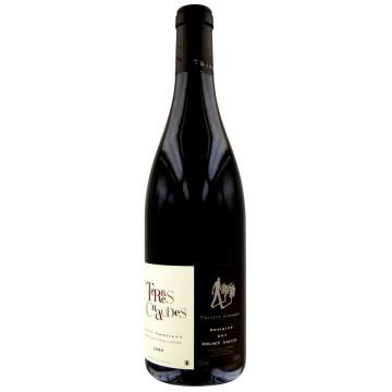DOMAINE  ROCHES  NEUVES  THIERRY  GERMAIN  -    TERRES  CHAUDES  2015