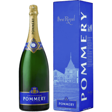 CHAMPAGNE  POMMERY  -  BRUT  ROYAL  -  MAGNUM  ASTUCCIATO