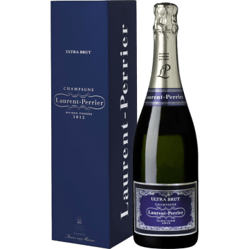 CHAMPAGNE  LAURENT-PERRIER  -  ULTRA  BRUT