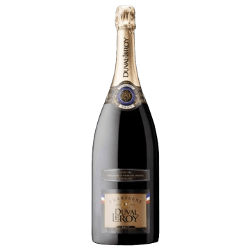 CUVEE  DES  M.O.F.  SOMMELIERS  -  CHAMPAGNE  DUVAL-LEROY-  MAGNUM