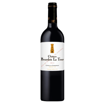 CHATEAU  BOURDON  LA  TOUR  2014