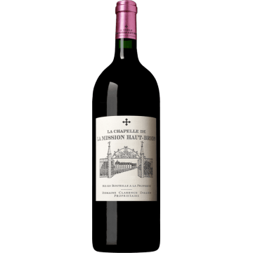 LA  CHAPELLE  DE  LA  MISSION  HAUT  BRION  2009  -  MAGNUM