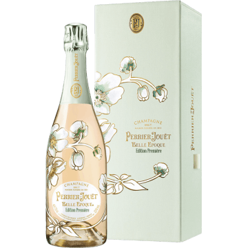 EDITION  PREMIERE  -    BELLE  EPOQUE  2007  COFANETTO  REGALO  LUSSO  -  PERRIER  JOUËT