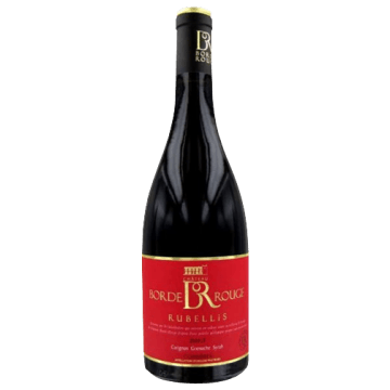 RUBELLIS  2014  -  CHATEAU  BORDE  ROUGE