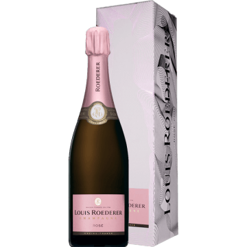 CHAMPAGNE  LOUIS  ROEDERER  -  BRUT  ROSE  MILLESIMO  2011