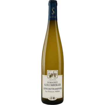 GEWURZTRAMINER  2013  -  LES  PRINCES  ABBES  -  DOMAINE  SCHLUMBERGER