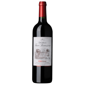 CHATEAU  FAURE  BEAUSEJOUR  2011