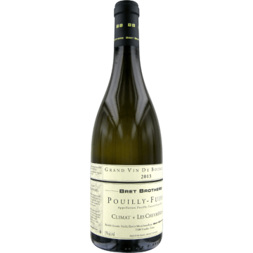 POUILLY-FUISSE  -  LES  CHEVRIERES  2014  -  BRET  BROTHERS
