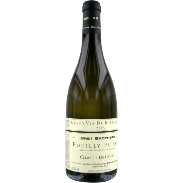 POUILLY-FUISSE  -  LES  CRAYS  2014  -  BRET  BROTHERS