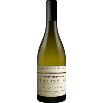 POUILLY-FUISSE  LA  ROCHE  2014  -  BRET  BROTHERS