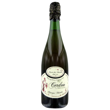 CERDON  METHODE  ANCESTRALE  CUVEE  DES  METCHES  -  GEORGES  MARTIN