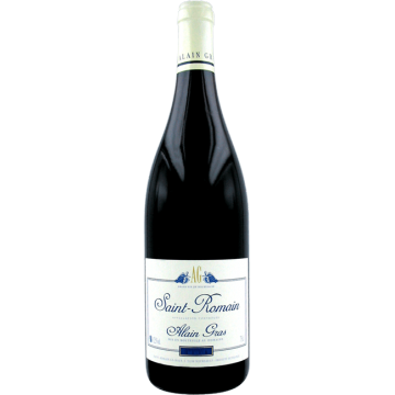 SAINT  ROMAIN  ROUGE  2014  -  ALAIN  GRAS