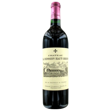CHATEAU  LA  MISSION  HAUT-BRION  2010