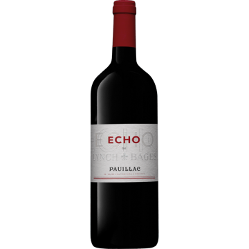 MAGNUM  ECHO  DE  LYNCH  BAGES  2011  -  SECONDO  VINO  DEL  CHATEAU  LYNCH  BAGES