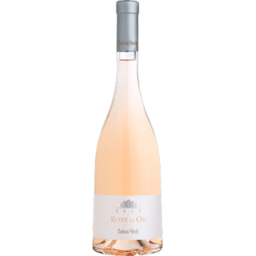 MAGNUM  CUVEE  ROSE  &  OR  2016  -  CHATEAU  MINUTY
