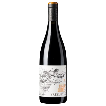 FREESTYLE  -  FIGURE  LIBRE  -  2015  -  DOMAINE  GAYDA