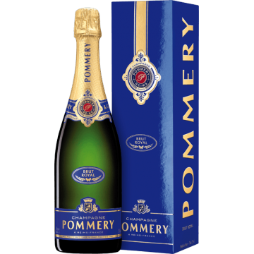 CHAMPAGNE  POMMERY  -  BRUT  ROYAL  -  Astucciato