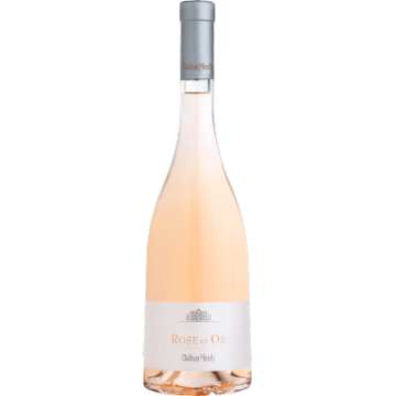 CUVEE  ROSE  &  OR  2016  -  CHATEAU  MINUTY