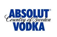 Absolu vodka
