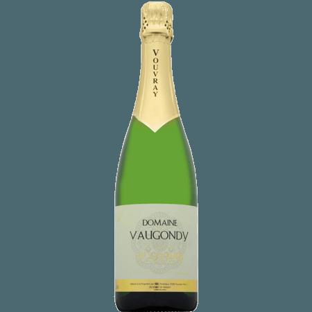 DOMAINE DE VAUGONDY - VOUVRAY METHODE TRADITIONNELLE BRUT
