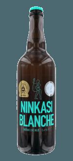 BLANCHE 75CL - BIRRIFICIO NINKASI