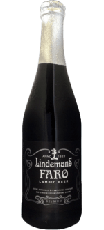 LINDEMANS FARO 75CL - BIRRIFICIO LINDEMANS