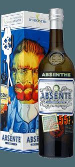 ABSENTE 55° CON BECCO VERSATORE - ASTUCCIATO